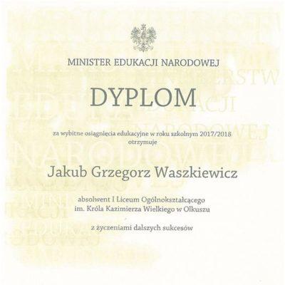 Jakub Waszkiewicz