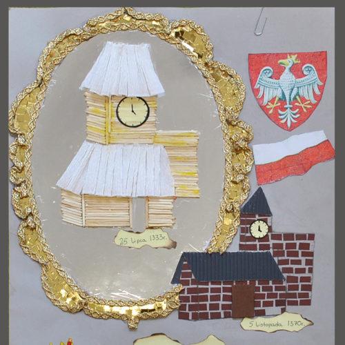 II miejsce SP w Zadrożu - Martyna Szczepara